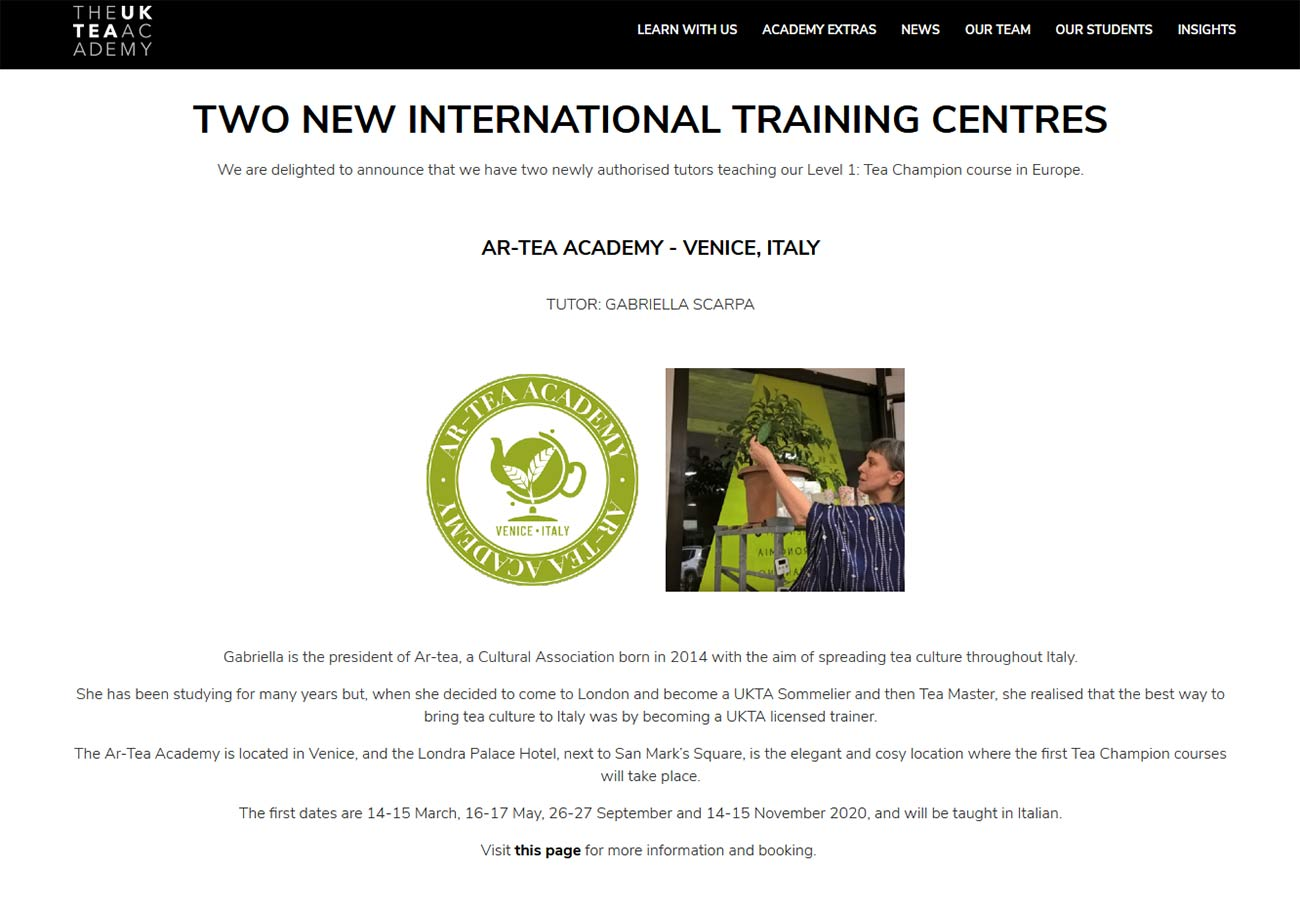 Uk-Tea-Academy-news