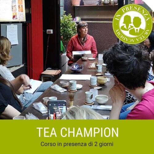 Corsi-Artea-tea-champion-presenza